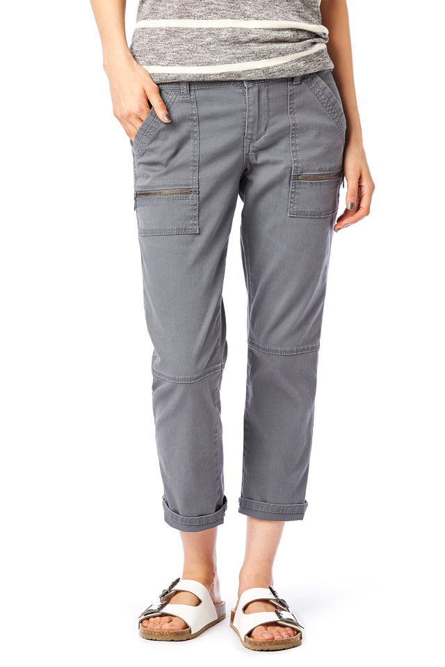 Norma Crop Pant (Reg and Plus)