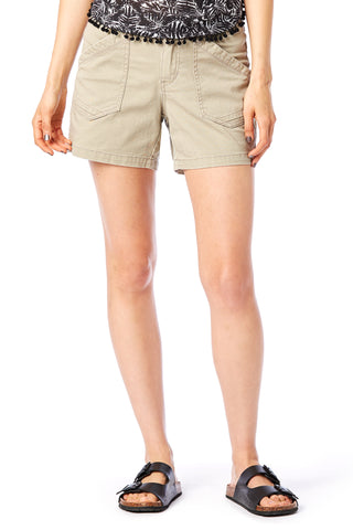 Alix Solid Short