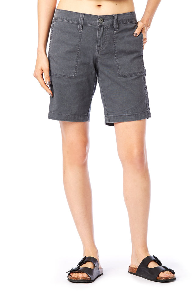 Nadeen Bermuda Short (Reg and Plus Size)