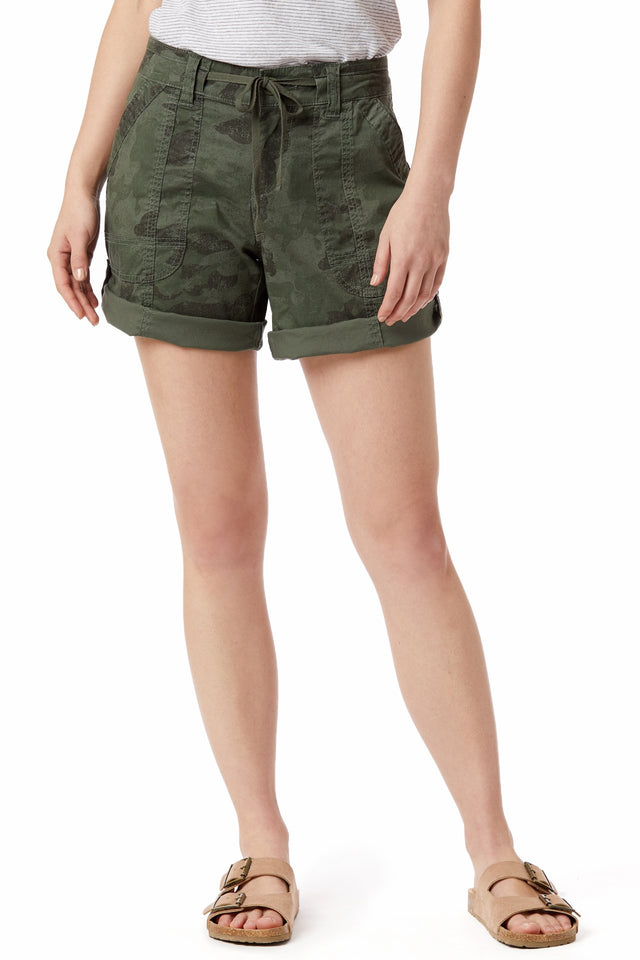 Marty Camo Convertible Short