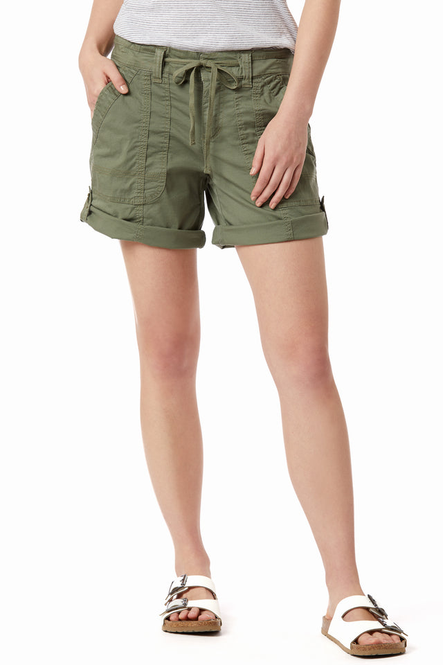 Marty Convertible Short (Reg. and Plus Size)