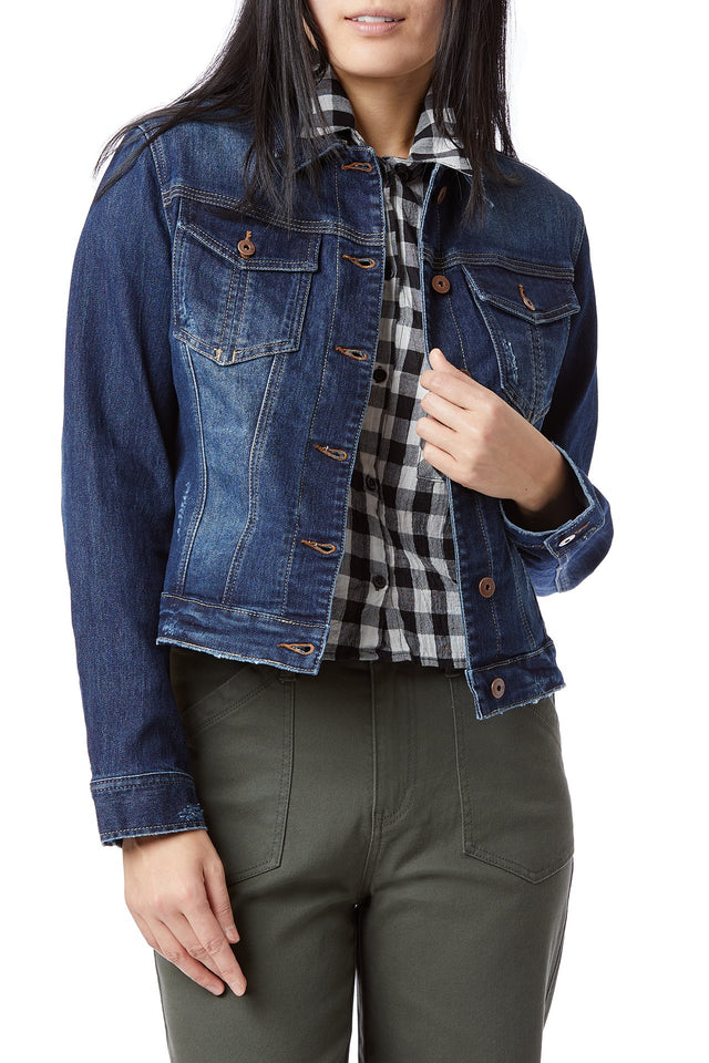 Brendan Denim Jacket