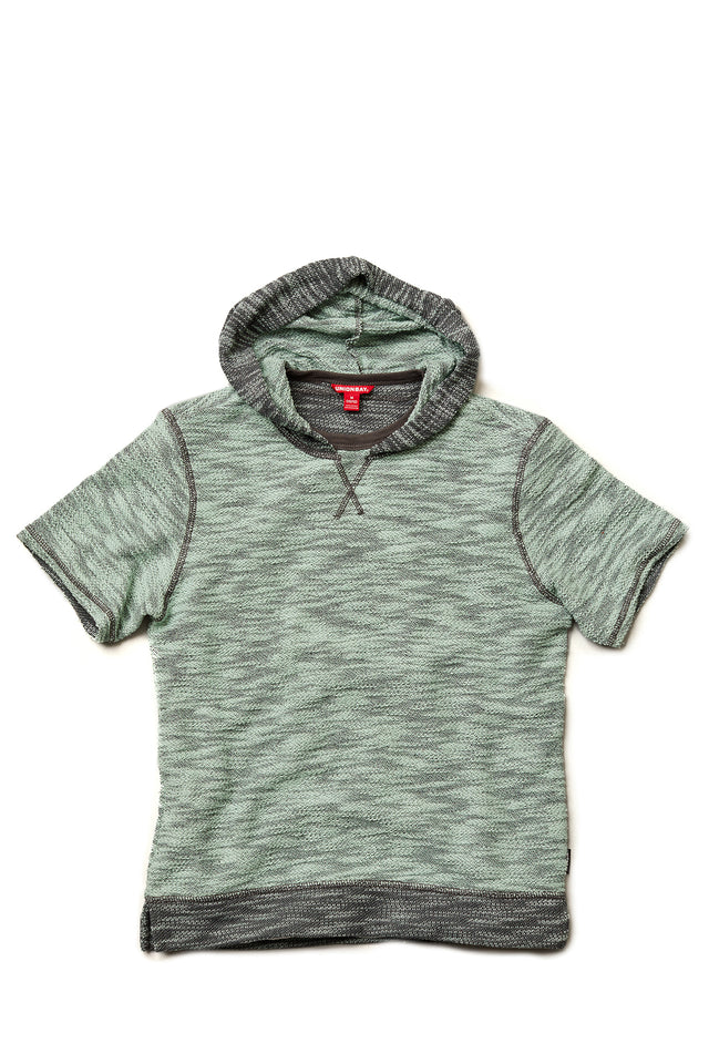 Freemont Baja Short Sleeve Hoodie for Boys