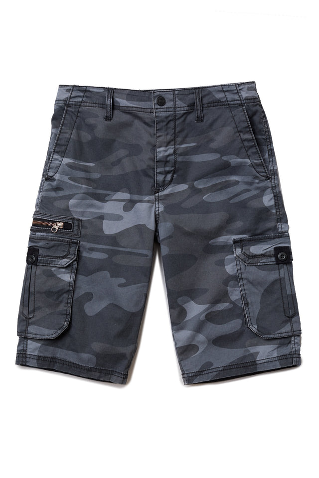 "Chester 11"" Camo Cargo Shorts for Boys"