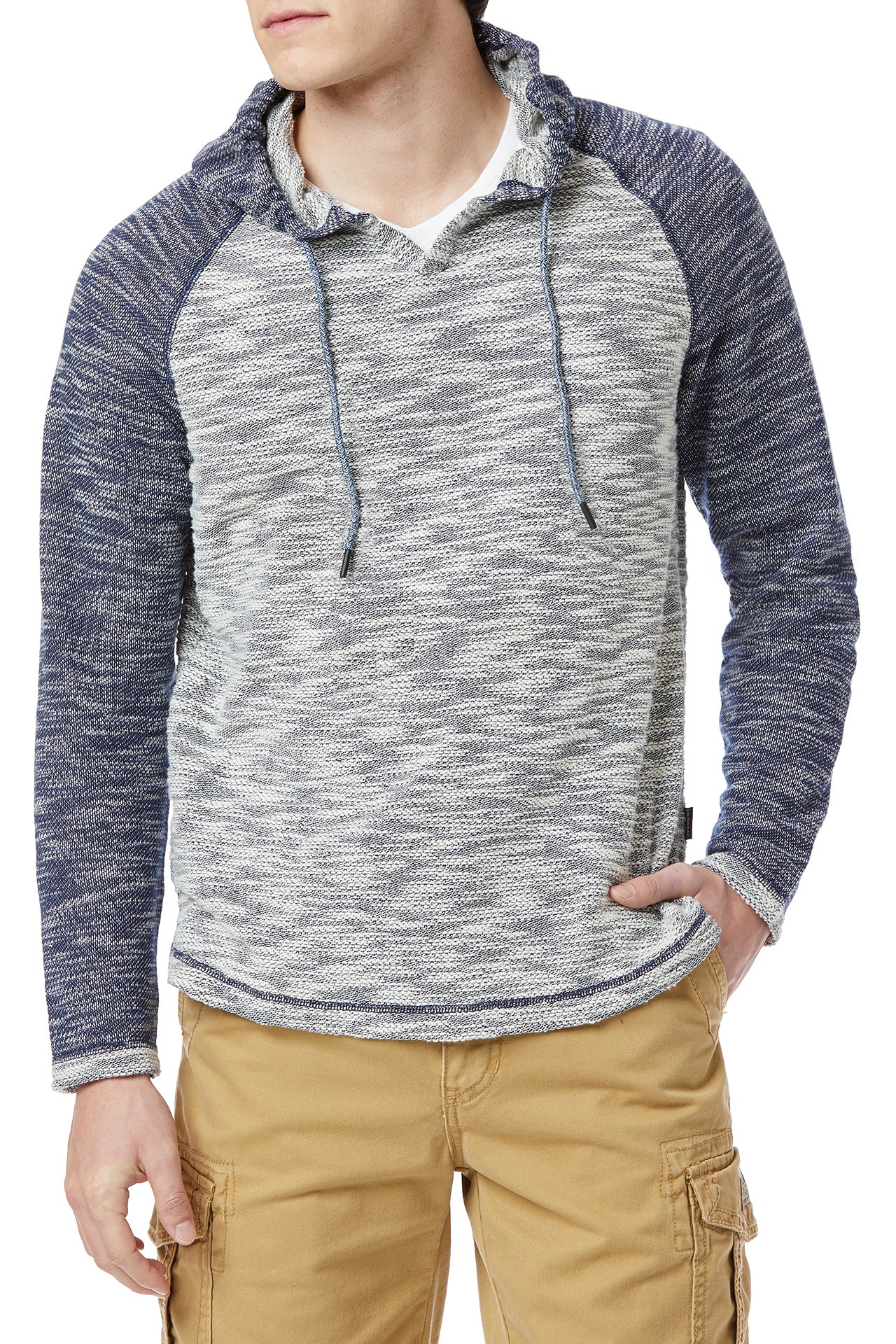 laguna raglan hoodie (reg and big sizes)