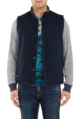 Cameron Quilted Vest