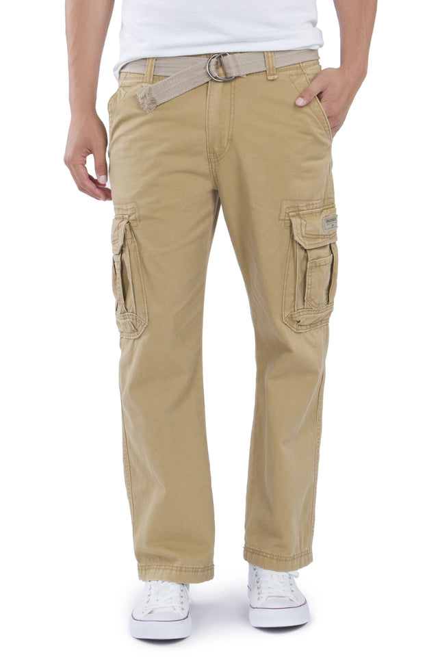 Survivor Cargo Pants for Men, Rye