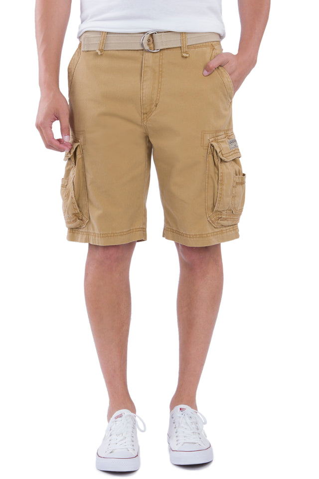 Survivor Cargo Shorts for Men, Rye