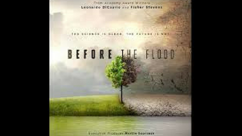 Before the Flood Featuring Leonardo Decaprio
