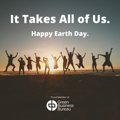 it takes all of us happy earth day