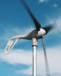 Primus Wind Power Air 40 KWh Wind Turbine Generator 160W / 12 V 24V 48V W/ Control Panel