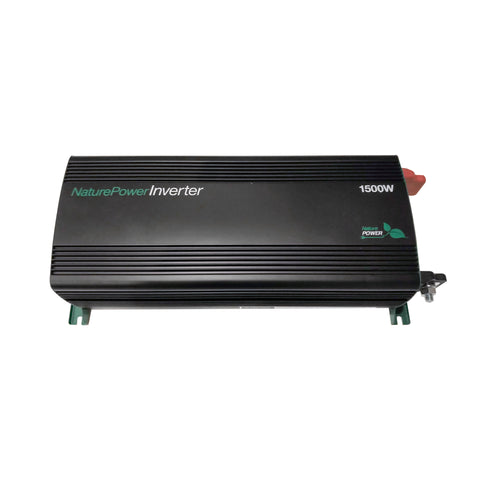 Nature Power 12V 1500W Modified Sine Wave Power Inverter for Solar Panels side
