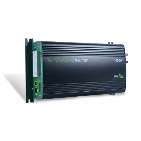 Nature Power 12V, 1000W Modified Sine Wave Inverter for Solar Panels