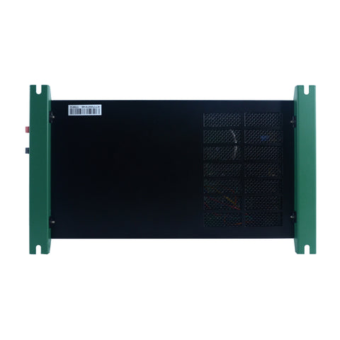 Nature Power 12V, 1000W Modified Sine Wave Inverter for Solar Panels back view