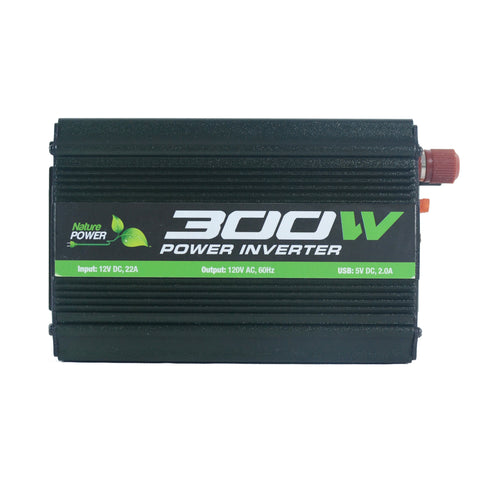 Nature Power 300W Power Inverter