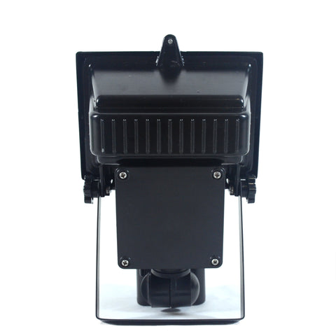 Nature Power COB Motion Activated Solar Security Light Back