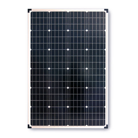 Nature Power Solar Power Kit 110W Solar Panel Front