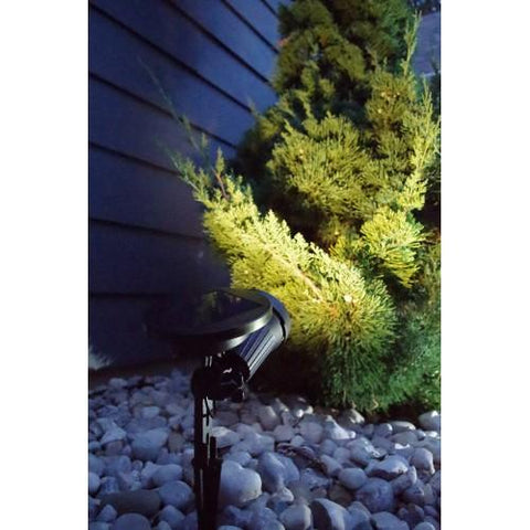 2 High Performance Solar Powered Spotlights for Lawn and Garden - Solar Us Shop