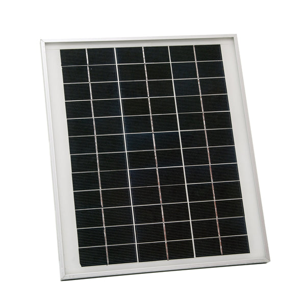Solar Goes Green 10 Watt Poly-crystalline Solar Panel