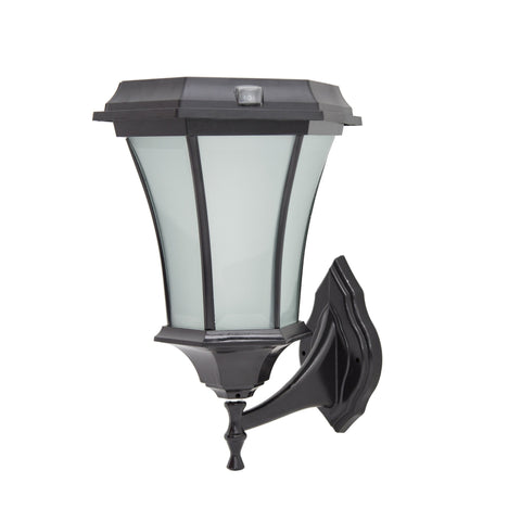 Solar Goes Green Solar Porch Lamp Wall Mount