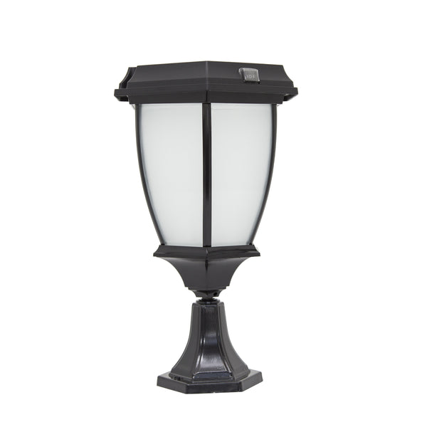 SGG-COACH-99-V LED Solar Porch Lamp