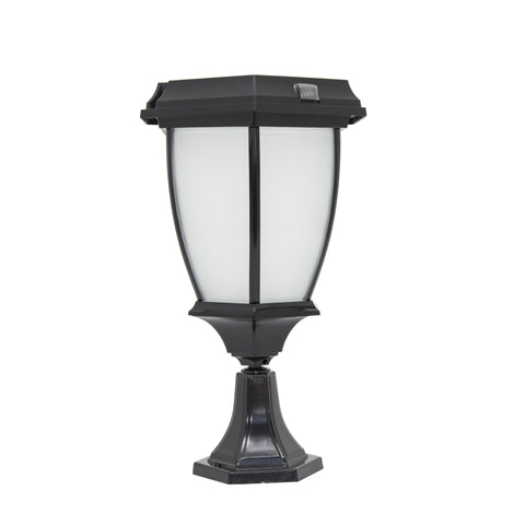 SGG-COACH-99-V LED Solar Porch Lamp - Solar Us Shop