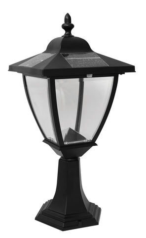 Eleganté Solar Powered Mountable Lamp 2 Count