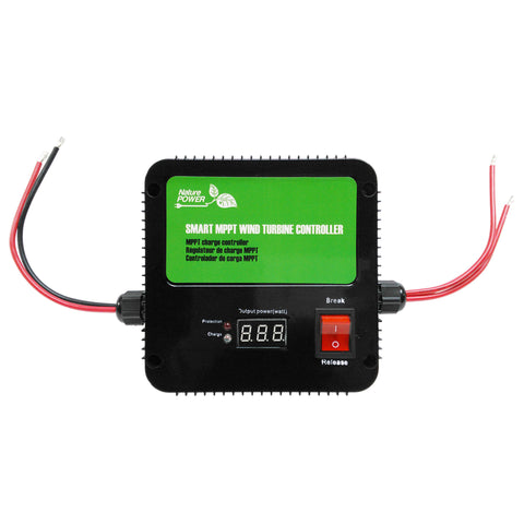 Smart MPPT EX2 Wind Turbine Controller for the Nature Power Wind Turbine 400 Watts