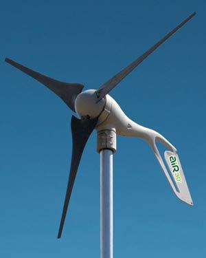 Primus Wind Power Air 30 Wind Turbine Generator 400W / 12 V 24V 48V W/ Control Panel