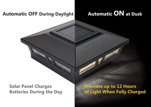 classy-caps-oxford-aluminum-6x6-solar-post-caps-2pack-black-auto-on-off-feature