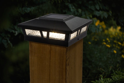 classy-caps-oxford-aluminum-6x6-solar-post-caps-2pack-black-on-wood-post