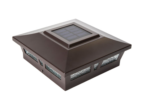 classy-caps-oxford-aluminum-6x6-solar-post-caps-2pack-brown