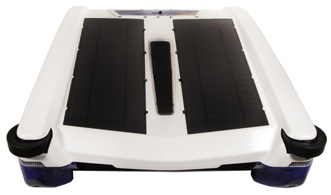 Automatic Solar Pool Cleaner Robot Device Solar-Breeze NX2 - Solar Us Shop