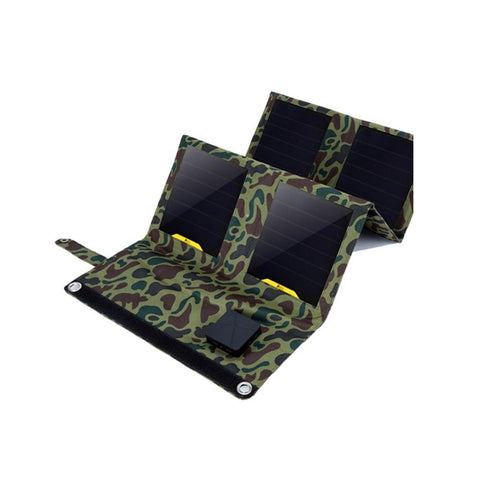 Camouflage Solar Powered Charger