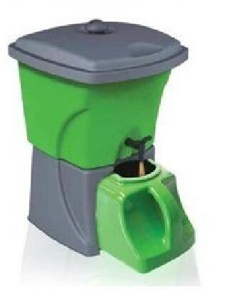 Kitchen Waste Compost Bin For Organic Fertilzer