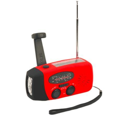 3 in 1 Solar Emergency Charger Hand Crank Generator - Solar Us Shop