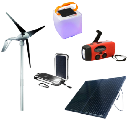 Solar Solar Us Shop's Outdoor Solar Lights, Solar Panel Kits, and Personal Wind Turbines