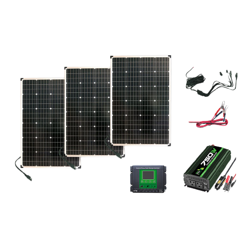 Solar Powered Charging Stations For Mobile Phone, Tablets, and Devices