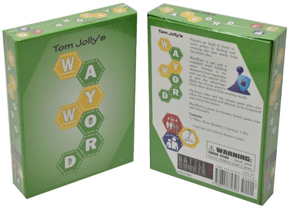 Tom Jollys Wayword Games Board Game