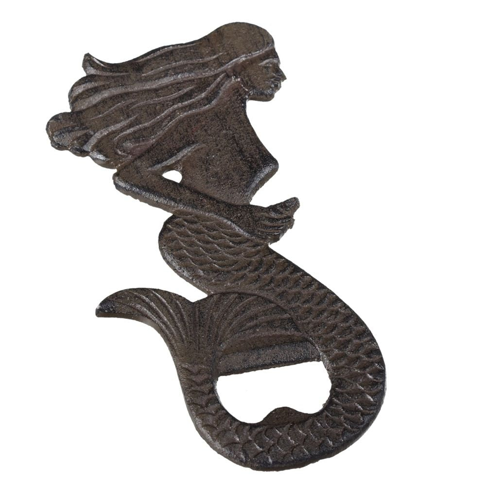Mermaid Bottle Cast Iron Bottle Opener by Midwest-CBK