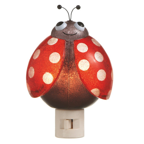 Night Light Lady Bug by Midwest-CBK Home Decor