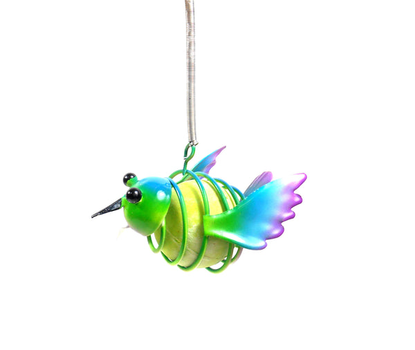 Ganz Glow in the Dark Hummingbird Garden Ornament