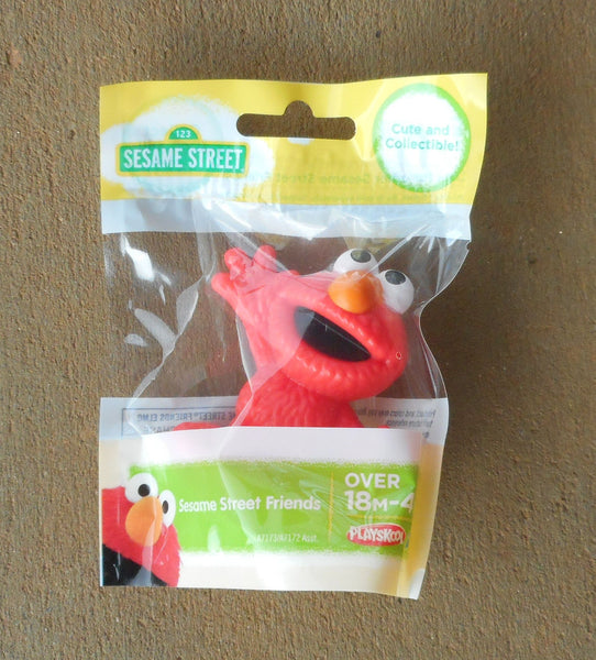 Sesame Street Red Elmo Cake Topper