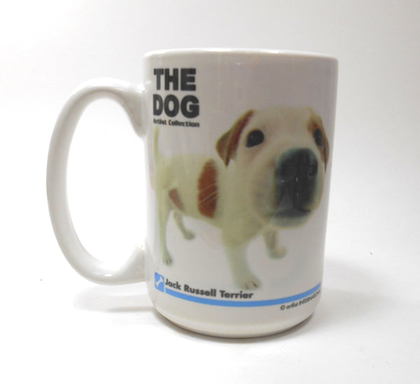 Artist Collection The Dog Jack Russell Terrier Coffee Mug 14 fl oz