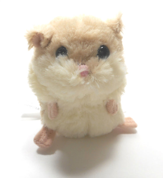 "Ganz Lil' Hamster Mini Plush 3.5"" - Tan only"