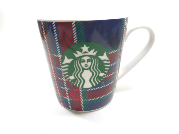 2017 Starbucks Plaif Coffee Mug 14.2 oz