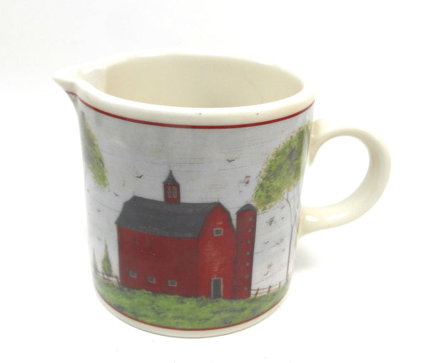 Sakura Warren Kimble Barns Pottery 1998 Creamer