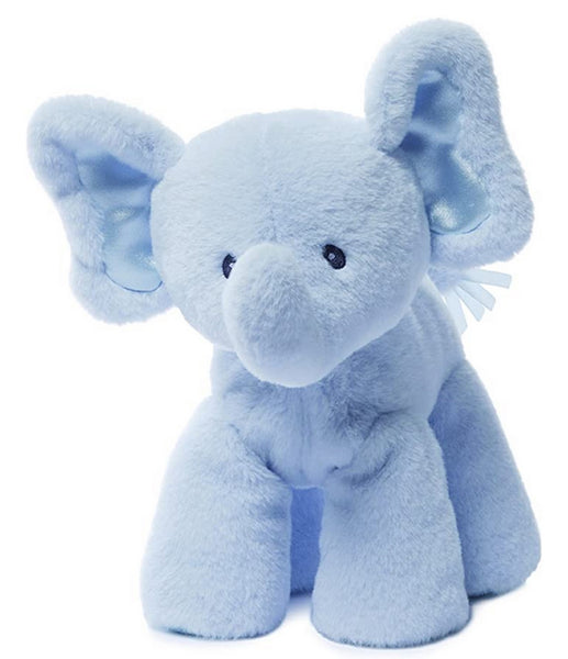 Baby Gund Blue Bubbles Elephant Rattle 4048393