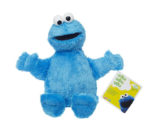 Playskool Sesame Street Cookie Monster Jumbo Plush 20 Inches