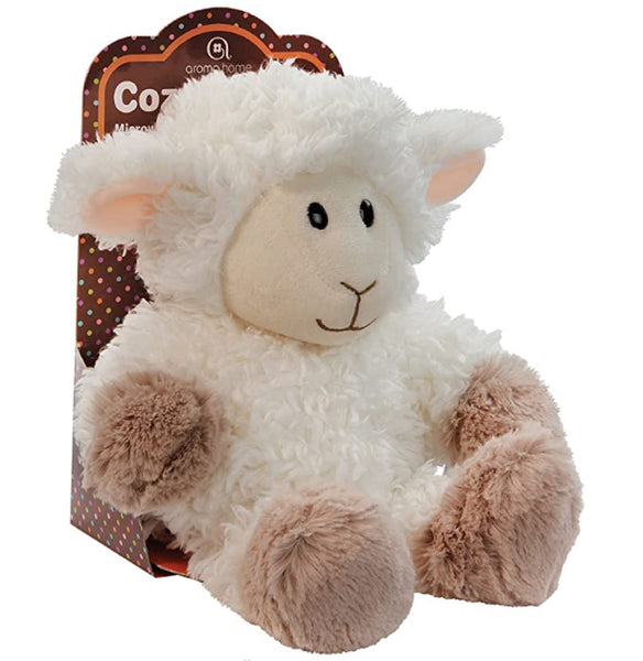 Aroma Home Microwaveable Lamb Cozy Hottie